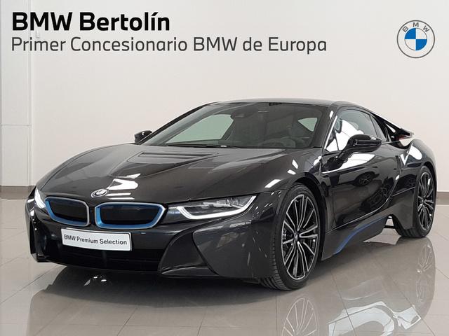 fotoG 12 del BMW i8 Coupe 275 kW (374 CV) 374cv Híbrido Electro/Gasolina del 2018 en Valencia