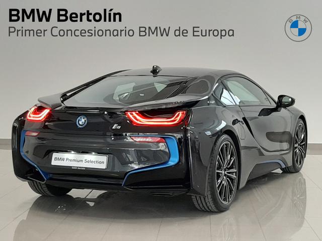 fotoG 38 del BMW i8 Coupe 275 kW (374 CV) 374cv Híbrido Electro/Gasolina del 2018 en Valencia