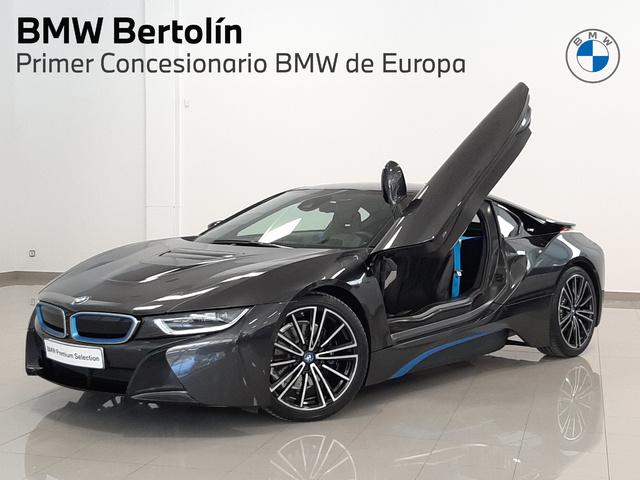 fotoG 39 del BMW i8 Coupe 275 kW (374 CV) 374cv Híbrido Electro/Gasolina del 2018 en Valencia