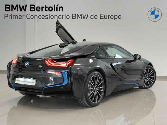 fotoG 40 del BMW i8 Coupe 275 kW (374 CV) 374cv Híbrido Electro/Gasolina del 2018 en Valencia
