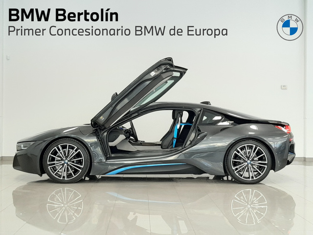 fotoG 41 del BMW i8 Coupe 275 kW (374 CV) 374cv Híbrido Electro/Gasolina del 2018 en Valencia