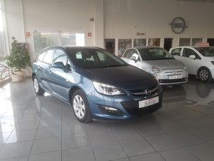 Foto 1 Opel Astra 1.6 CDTI Sports Tourer S/S Business 81kW (110CV)