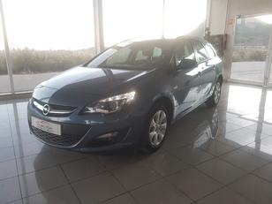 Foto 4 de Opel Astra 1.6 CDTI Sports Tourer S/S Business 81kW (110CV)