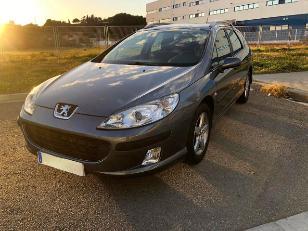 Foto 1 Peugeot 407 SW 2.0 SR Confort 100  kW (137 CV)