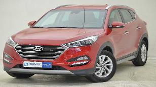 Hyundai Tucson 1.7CRDI BlueDrive Tecno 4x2 85 kW (115 CV)  de ocasion en Murcia