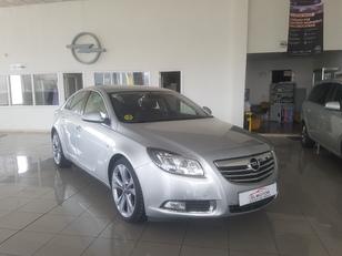 Foto 1 Opel Insignia 2.0 CDTI ecoFlex Cosmo 118 kW (160 CV)
