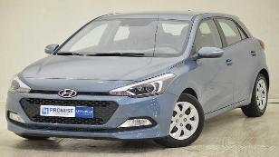 Hyundai i20 1.2 MPI Klass 62 kW (84 CV)  de ocasion en Córdoba