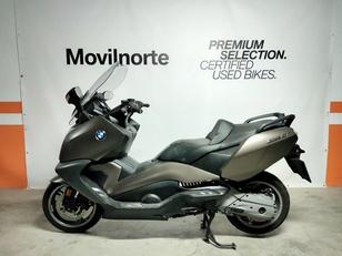 motos BMW Motorrad C 650 GT segunda mano
