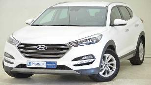 Foto 1 Hyundai Tucson 1.7CRDI BlueDrive Tecno 4x2 85 kW (115 CV)