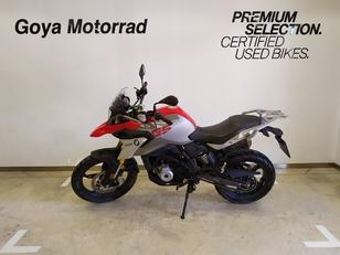 motos BMW Motorrad G 310 GS segunda mano