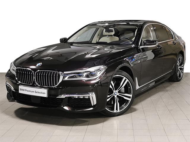 fotoG 0 del BMW Serie 7 740d xDrive 235 kW (320 CV) 320cv Diésel del 2018 en Asturias