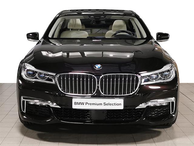 fotoG 1 del BMW Serie 7 740d xDrive 235 kW (320 CV) 320cv Diésel del 2018 en Asturias