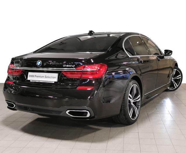 fotoG 3 del BMW Serie 7 740d xDrive 235 kW (320 CV) 320cv Diésel del 2018 en Asturias