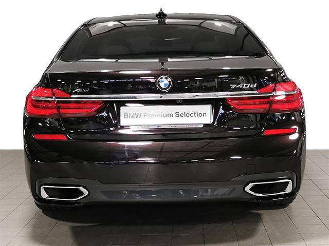 fotoG 4 del BMW Serie 7 740d xDrive 235 kW (320 CV) 320cv Diésel del 2018 en Asturias