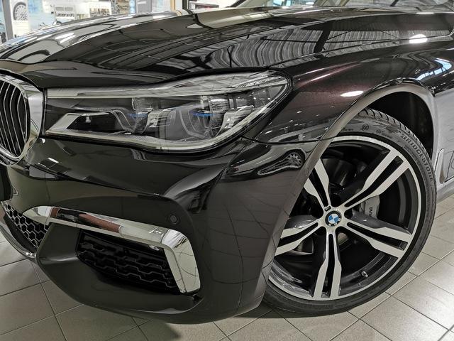 fotoG 5 del BMW Serie 7 740d xDrive 235 kW (320 CV) 320cv Diésel del 2018 en Asturias