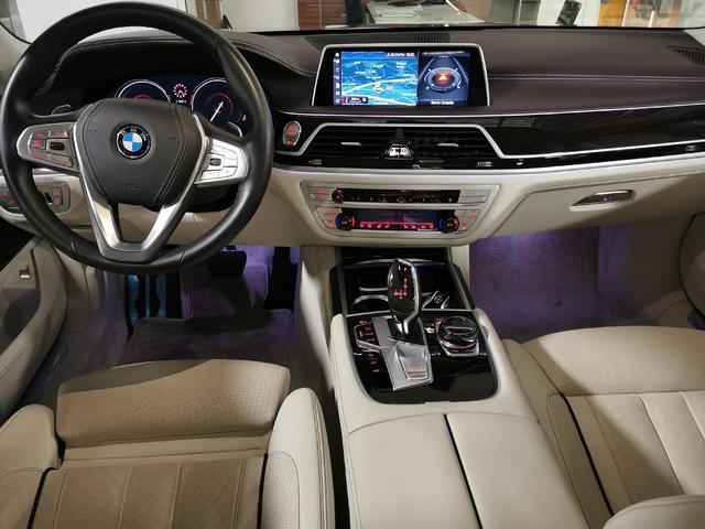 fotoG 6 del BMW Serie 7 740d xDrive 235 kW (320 CV) 320cv Diésel del 2018 en Asturias