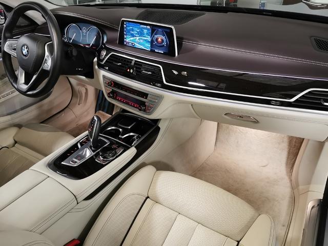 fotoG 7 del BMW Serie 7 740d xDrive 235 kW (320 CV) 320cv Diésel del 2018 en Asturias