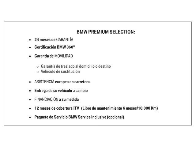fotoG 9 del BMW Serie 7 740d xDrive 235 kW (320 CV) 320cv Diésel del 2018 en Asturias
