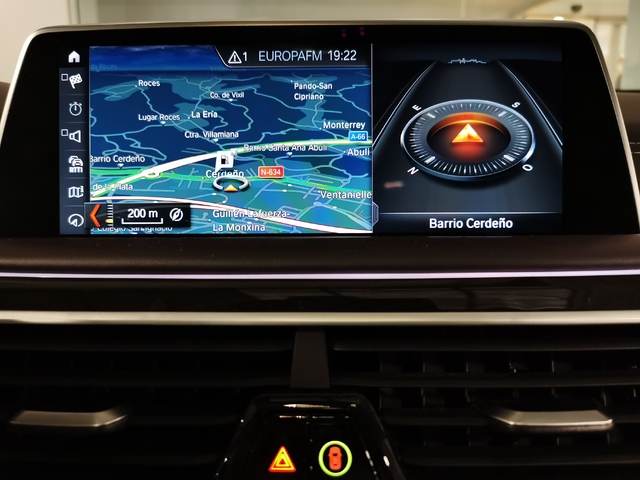 fotoG 15 del BMW Serie 7 740d xDrive 235 kW (320 CV) 320cv Diésel del 2018 en Asturias