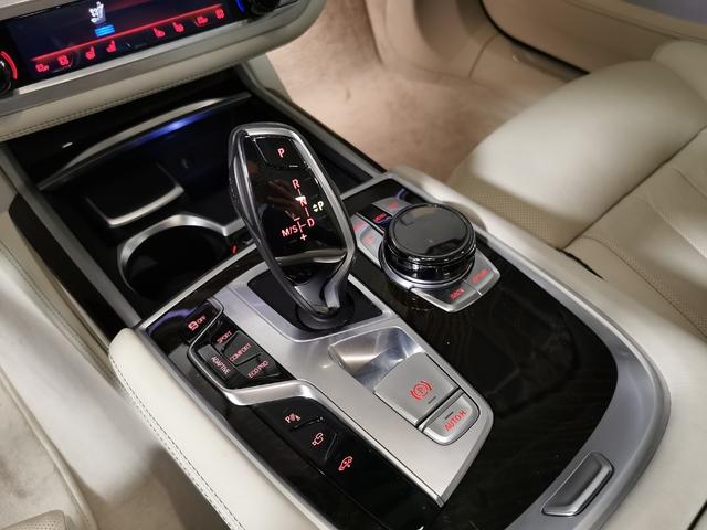 fotoG 16 del BMW Serie 7 740d xDrive 235 kW (320 CV) 320cv Diésel del 2018 en Asturias