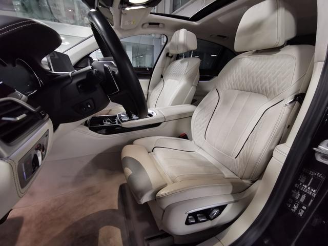 fotoG 19 del BMW Serie 7 740d xDrive 235 kW (320 CV) 320cv Diésel del 2018 en Asturias