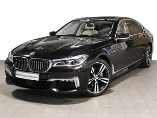 Fotos de BMW Serie 7 740d