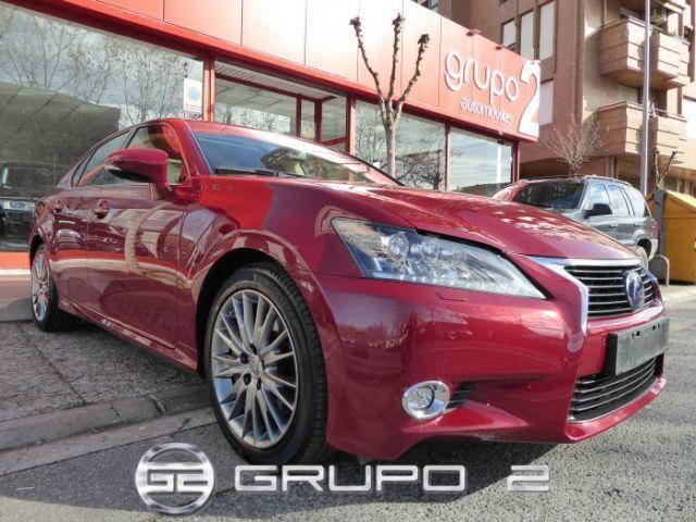 Foto 1 Lexus GS 300h Executive 164 kW (223 CV)