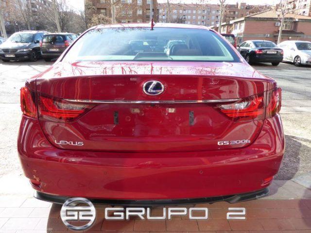 Foto 4 Lexus GS 300h Executive 164 kW (223 CV)