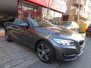 Foto 1 BMW Serie 2 218d Cabrio 110kW (150CV)