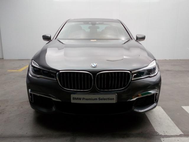 fotoG 1 del BMW Serie 7 740d xDrive 235 kW (320 CV) 320cv Diésel del 2016 en Albacete