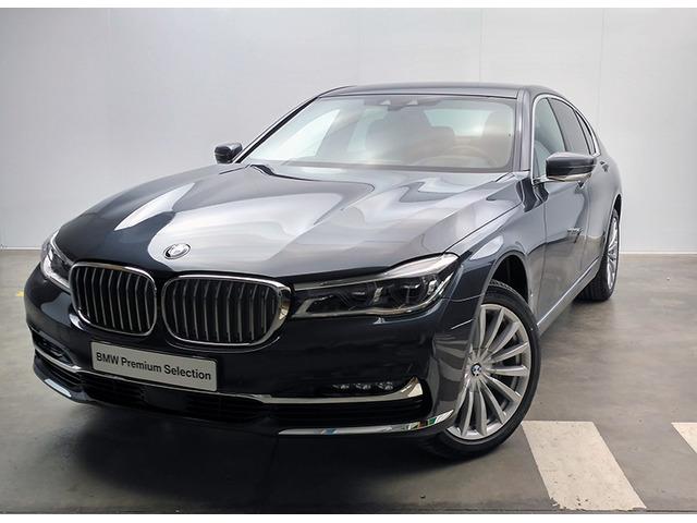 fotoG 0 del BMW Serie 7 730dA xDrive 195 kW (265 CV) 265cv Diésel del 2017 en Albacete