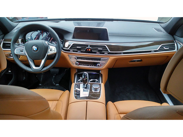 fotoG 6 del BMW Serie 7 730dA xDrive 195 kW (265 CV) 265cv Diésel del 2017 en Albacete