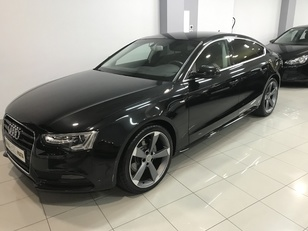 Foto 1 Audi A5 Sportback 3.0 TDI 150 kW (204 CV)