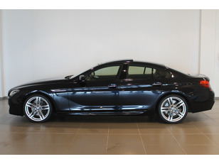 Fotos de BMW Serie 6 640i Gran Coupe