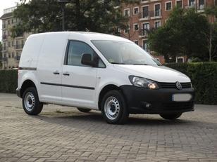 Foto 1 Volkswagen Caddy Furgon 2.0 TDI PRO 4motion 81 kW (110 CV)