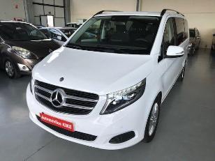 Foto 1 Mercedes-Benz Clase V 220 CDI Clase V Largo 120 kW (163 CV)