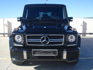 Mercedes-Benz Clase G G 55 AMG STW Largo 368 kW (500 CV)