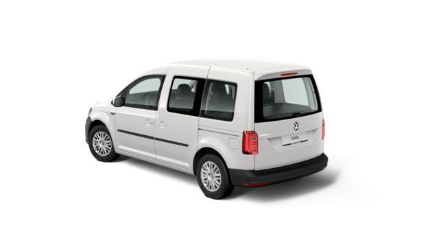 Volkswagen Caddy 2.0 TDI Outdoor 75 kW (102 CV)