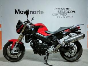 motos BMW Motorrad F 800 R segunda mano