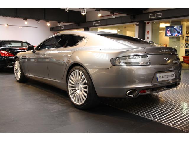 Aston Martin Rapide 5.9 Touchtronic 2 350 kW (477 CV)