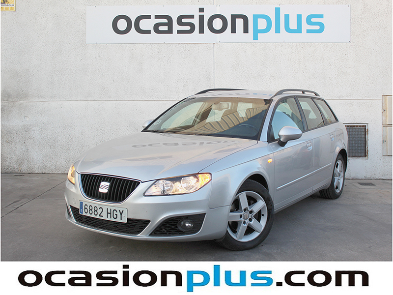 SEAT Exeo ST 2.0 TDI CR 120 CV DPF Reference