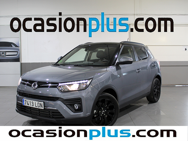 SsangYong Tivoli G15T Limited Auto