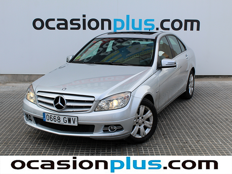 Mercedes Clase C C 220 CDI BE Avantgarde Blue Efficiency