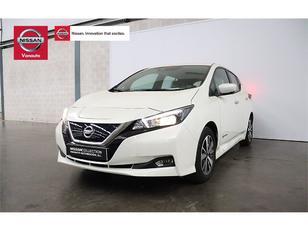 Vista  del Nissan Leaf 40kWh Acenta 110 kW (150 CV)