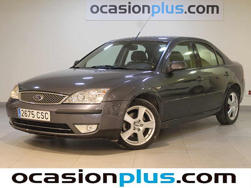 Ford Mondeo 2.0 TDCi Sport