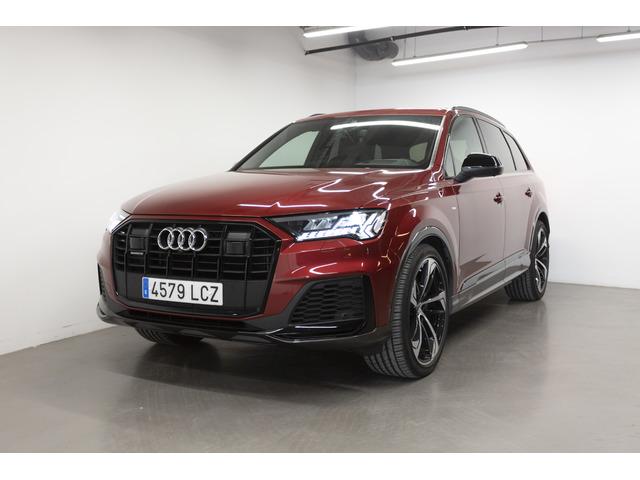 Audi Q7 Foto 1
