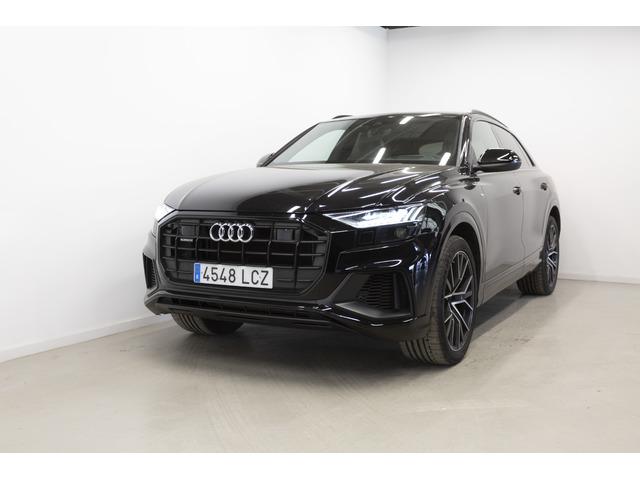 Audi Q8 Foto 1