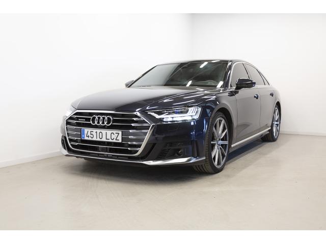 Audi A8 Foto 1