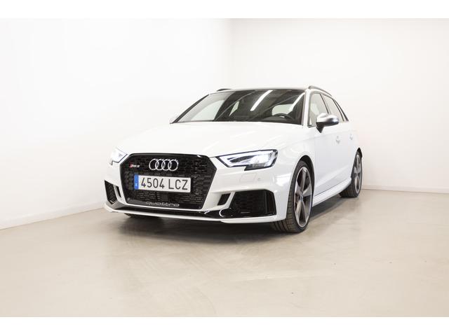 Audi RS3 Sportback Foto 1