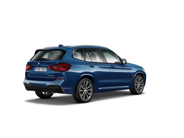 BMWX3 xDrive20d 140 kW (190 CV)